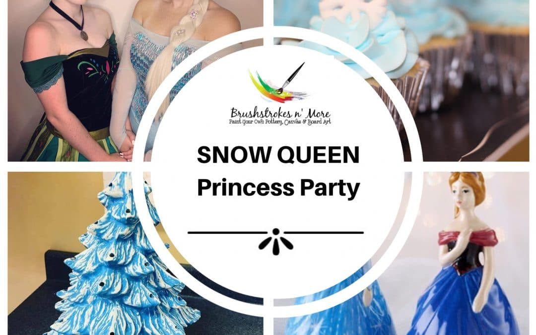 Snow Queen Party